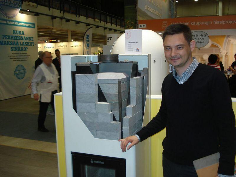 Звіт про відвідування виставки Messukeskus-2014 в Гельсінкі, Фінляндія